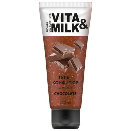 Гель-конфитюр Vita & Milk Шоколад, 250 мл