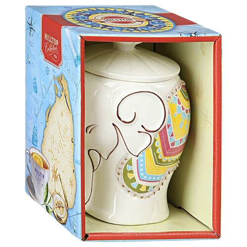 Чай черный Hilltop Подарок Цейлона подарочный набор, 50 г