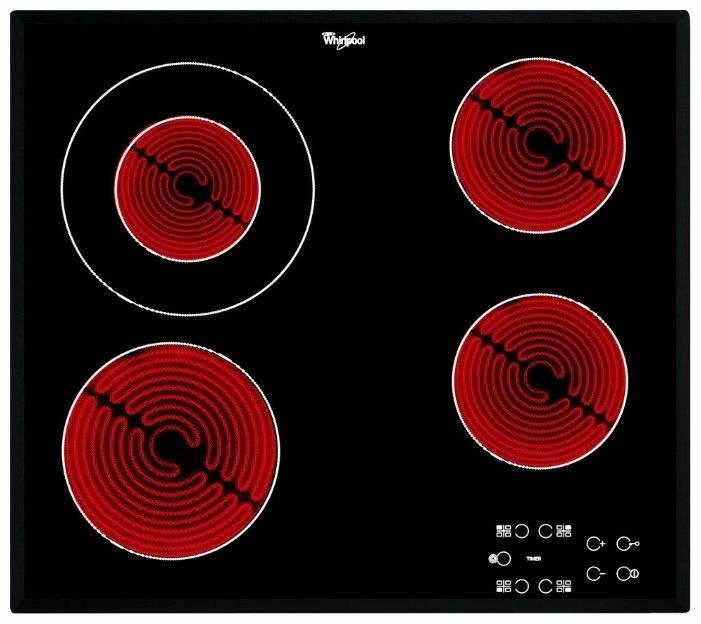 Электрическая варочная панель Whirlpool AKT 8130 BA