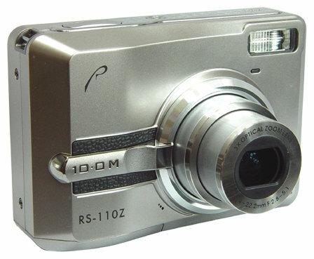 Фотоаппарат Rovershot RS-110Z