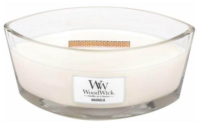 Свеча WoodWick Magnolia (76190), эллипс