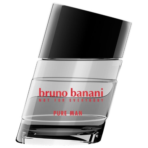 Туалетная вода Bruno Banani Pure Man, 30 мл bruno banani pure men