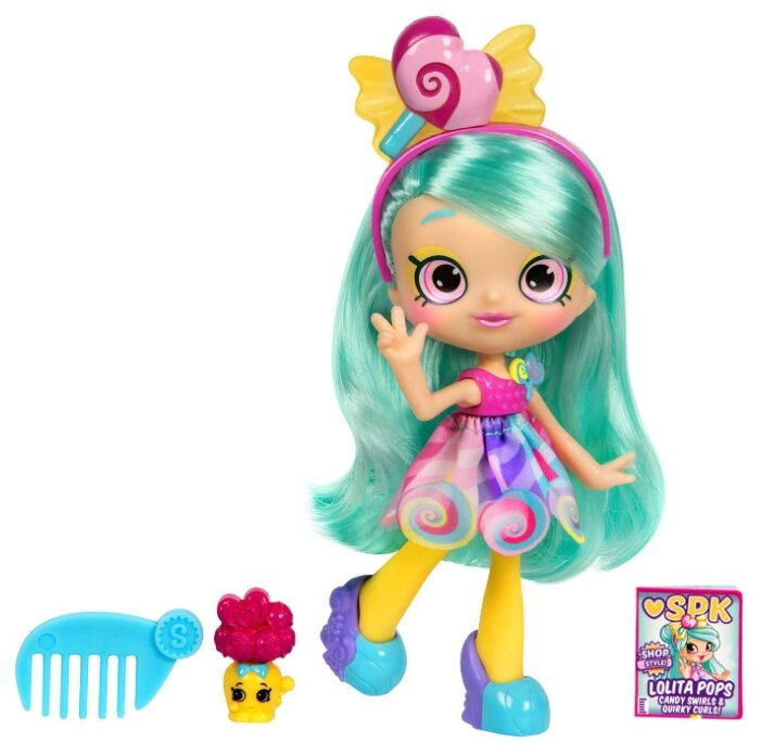 Игровой набор Moose Shopkins Shoppies Лолита Попс 56936