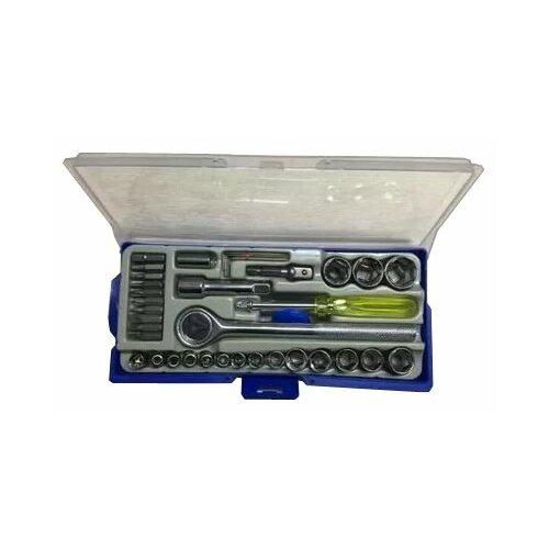 Набор автомобильных инструментов СОЮЗ (36 предм.) 1045-20-S36C серый