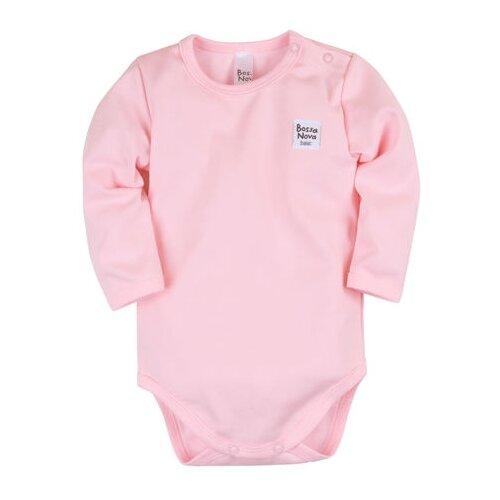 Купить Боди Bossa Nova размер 80, розовый