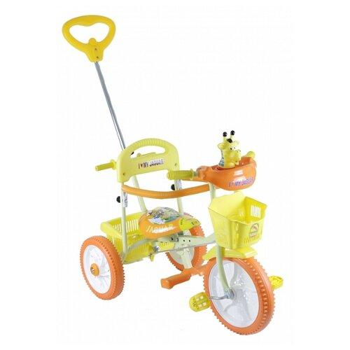 Трехколесный велосипед JAGUAR MS-0739 оранжевый