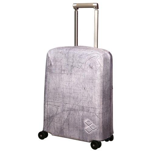 Чехол для чемодана ROUTEMARK Silverstone SP500 S, серыйЧемоданы<br>