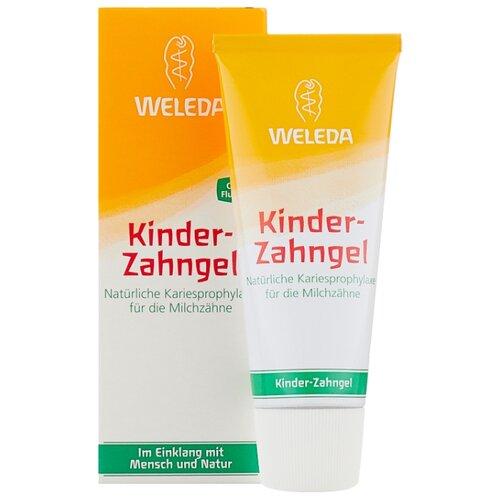 Зубной гель Weleda Kinder Zahngel 1-3 лет, 50 мл