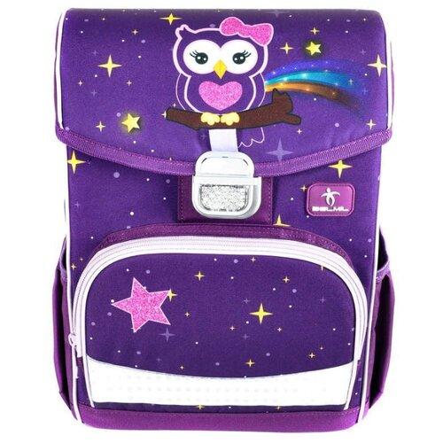 Купить Belmil Ранец Click - Mia (405-45/778) фиолетовый/розовый, Рюкзаки, ранцы