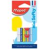 Maped Набор ластиков Mini Softy 2 шт.