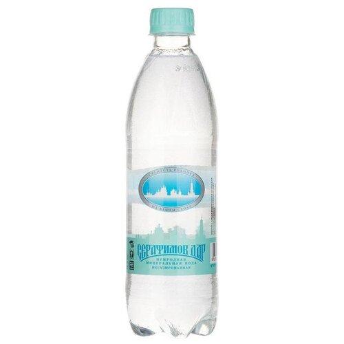 Минеральная вода Серафимов Дар негазированная, ПЭТ, 0.5 л