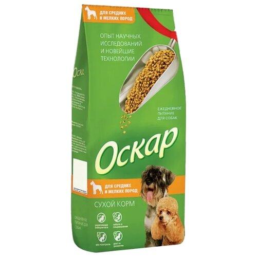 Корм для собак Оскар (2 кг) Сухой корм для собак Средних и Мелких пород