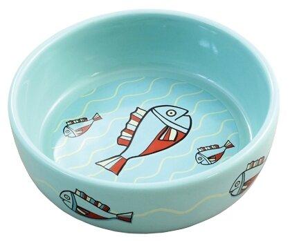 Миска Triol Рыбка CB07/30231007 0.35 л