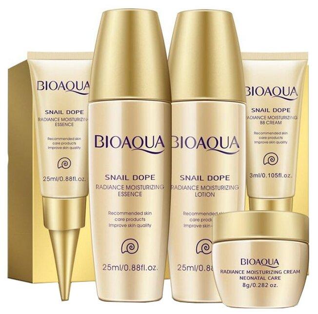 Набор BioAqua Snail dope