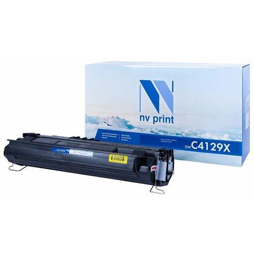 Фото - Картридж NV Print C4129X для HP, совместимый картридж nv print q7581a для hp