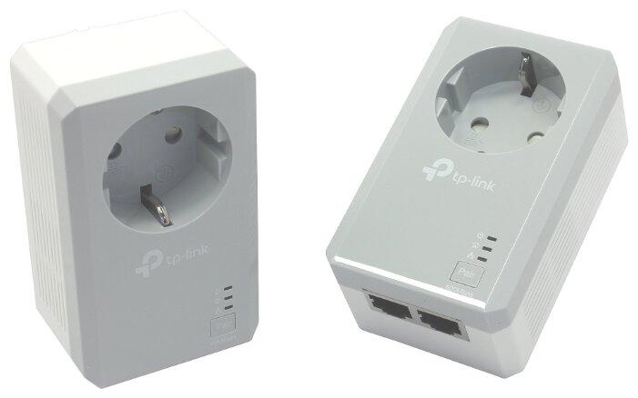 Комплект адаптеров Powerline TP-LINK TL-PA4020P KIT AV600