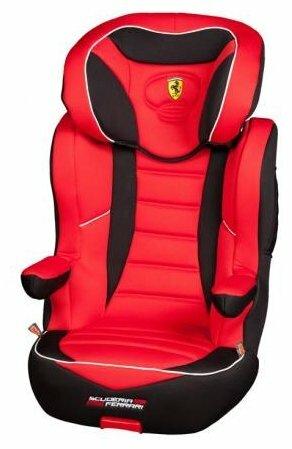 Автокресло группа 2/3 (15-36 кг) Ferrari R-Way SP Easyfix