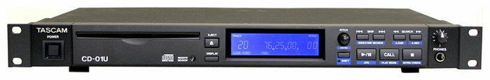 CD-проигрыватель Tascam CD-01U