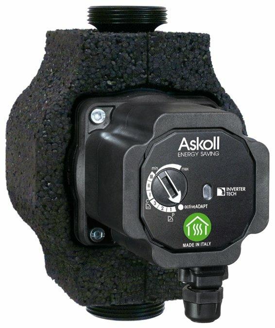 Насос Askoll ES2 ADAPT 25-60/180