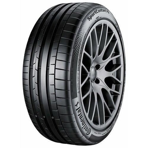 цена на Автомобильная шина Continental SportContact 6 245/35 R19 93Y летняя