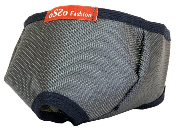 Намордник защитный OSSO Fashion для кошек M, серый