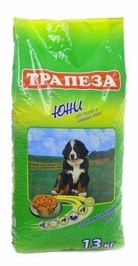 Корм для собак Трапеза Юни для щенков и беременных сук (2.5 кг) 4 шт.