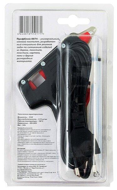 Клеевой пистолет ПрофКлей ПрофКлей-8874