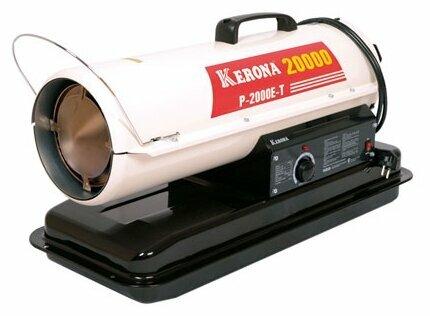 Тепловая пушка Kerona P-2000E-T промышленная