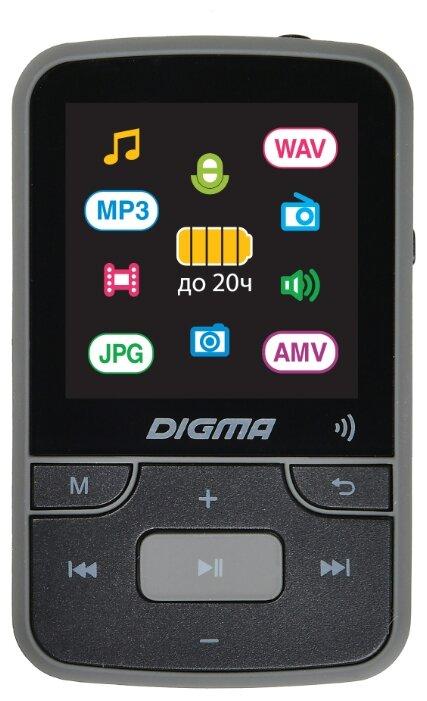 Digma Плеер Digma Z4 16GB