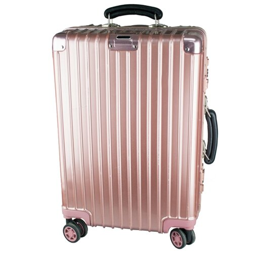 Чемодан PROFFI Business Lady S 38 л, розовый чемодан proffi business lady m 63 л розовый