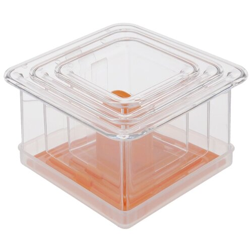 Форма кулинарная Tescoma PRESTO FoodStyle 422212, 3 шт. бесцветный/оранжевый игла кулинарная tescoma presto 420582
