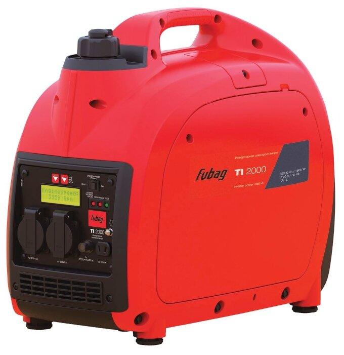Бензиновый генератор Fubag TI 2000 (838979) (1600