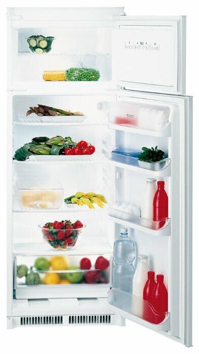 Встраиваемый двухкамерный холодильник Hotpoint_Ariston BD 2422