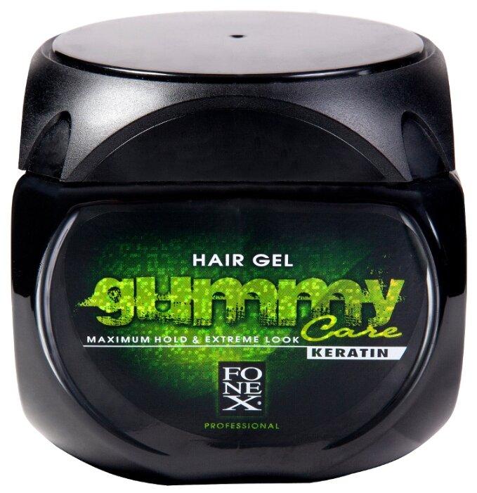 Gummy Гель для волос с кератиновым комплексом