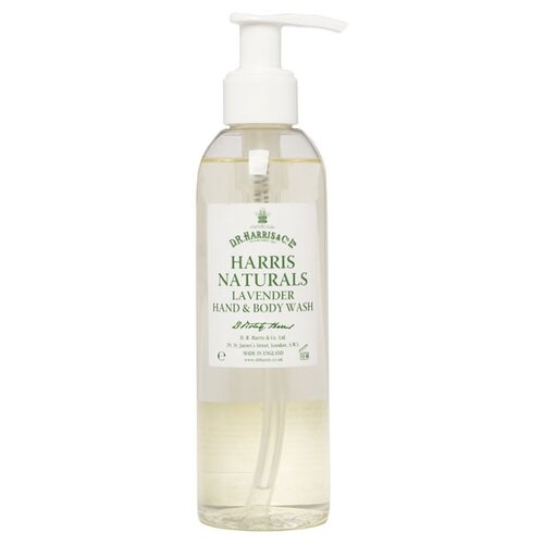 Гель для мытья рук и тела D.R. Harris Lavender, 200 мл