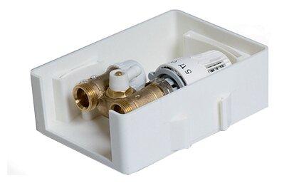 Термостатический клапан для теплого пола Tim TCB-C/RTL01