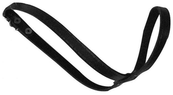 Намордник для собак COLLAR 0627, обхват морды 25 см