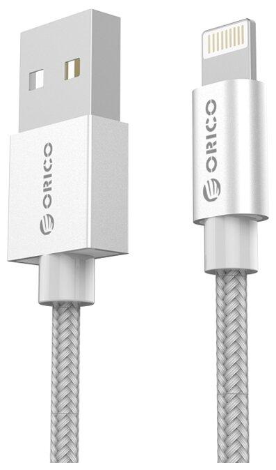 Кабель ORICO USB - Lightning (IDC-10) 1 м