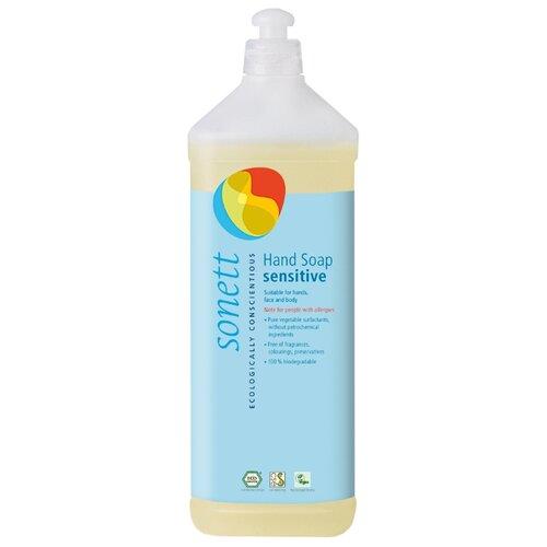 Мыло жидкое Sonett Sensitive для чувствительной кожи, 1000 млМыло<br>