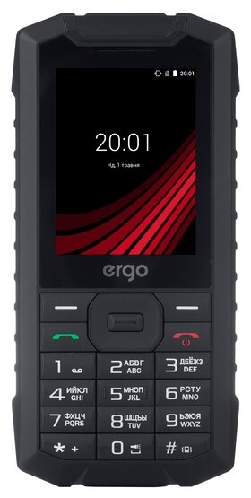 Ergo Телефон Ergo F245 Strength