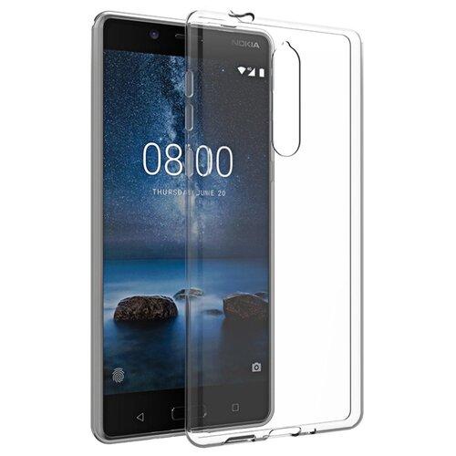 Чехол Gosso 154566 для Nokia 8 прозрачный