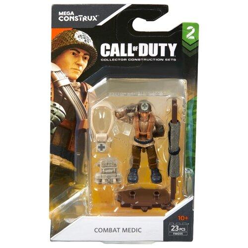 Набор с элементами конструктора Mega Construx Call of Duty FMG05 Военный медик