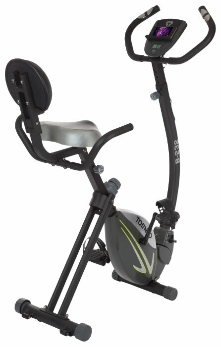 Вертикальный велотренажер Torneo Compacta Plus B-232