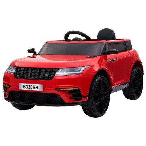 Купить RiverToys Автомобиль Range B333BB, красный, Электромобили