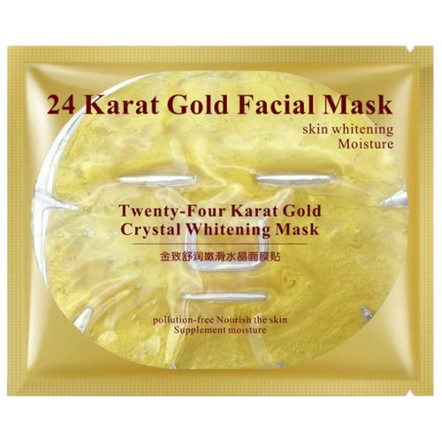 BioAqua Гидрогелевая маска с золотом, 60 гМаски<br>