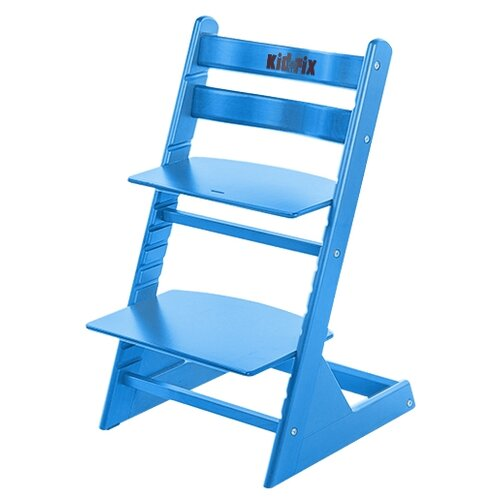 Купить Растущий стульчик Kid-Fix универсальный синий, Стульчики для кормления