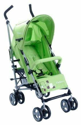 Прогулочная коляска Baby Point Orion