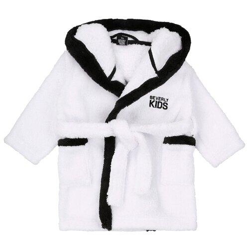 Халат BEVERLY KIDS размер 74, белый
