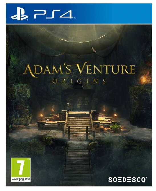 Soedesco Adam's Venture: Origins