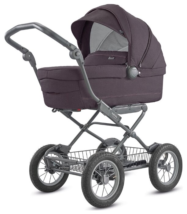 Коляска для новорожденных Inglesina Sofia 2018 (люлька, шасси Ergo bike)